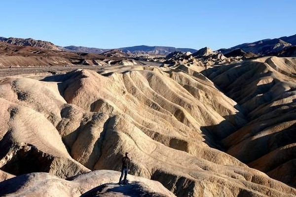 thung lũng chết,mỹ,sa mạc,nhiệt độ,nam cực,nắng nóng
