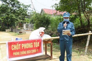 Thanh Hóa: Khởi tố vụ án thanh niên từ Bắc Giang về quê không tự cách ly, đi ăn nhậu cùng bạn