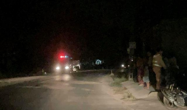 Thanh Hóa: Nam thanh niên bị chém tử vong trong đêm