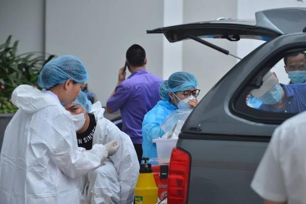 Vụ cựu Giám đốc Hacinco lây nhiễm Covid-19 cho nhiều người: Công an đang điều tra nhiều vấn đề