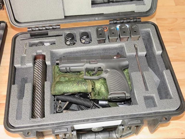 Vũ khí Nga,Nga