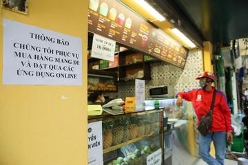 Hà Nội: Từ 12h00 trưa 25/5 tạm dừng hoạt động nhà hàng ăn uống, cắt tóc, gội đầu