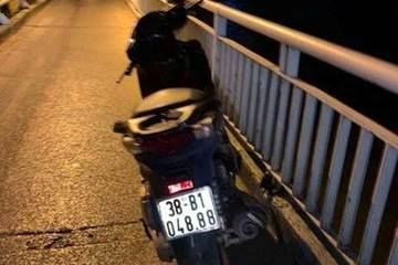 Hà Tĩnh: Thầy giáo tin học mất tích, phát hiện xe máy trên cầu Bến Thủy