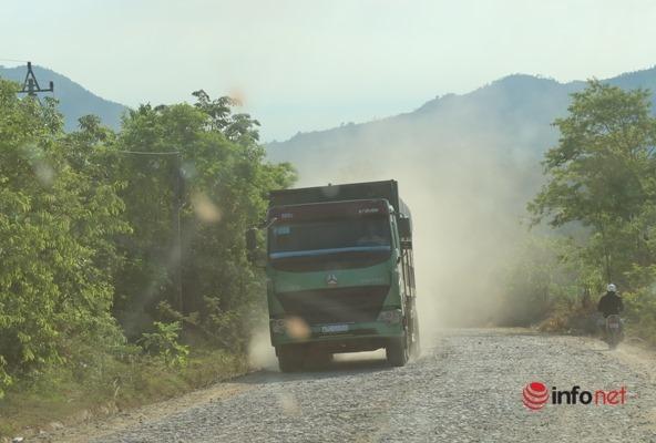 Đắk Lắk: Loạt xe quá khổ che biển số để lộng hành, Chủ tịch huyện yêu cầu truy tìm, cắt thành thùng ngay