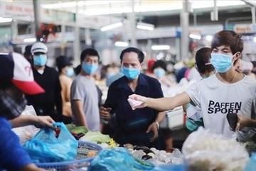 Bắc Ninh: Đảm bảo an toàn thực phẩm trong dịch Covid-19