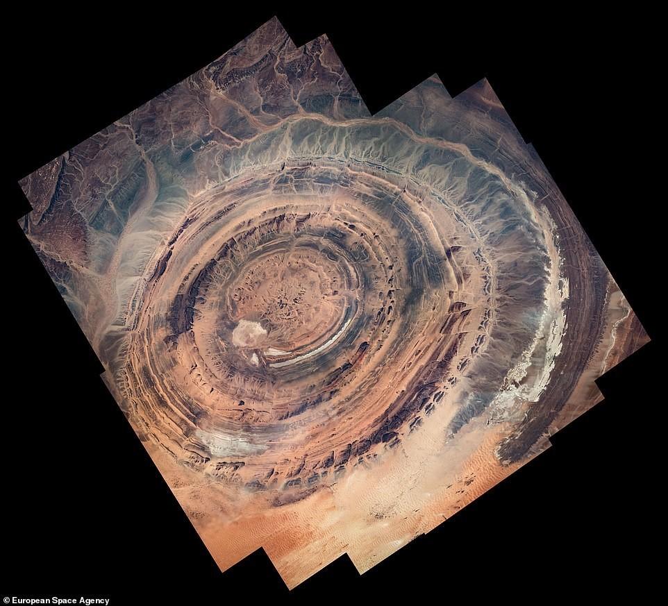 Phi hành gia tiết lộ khu vực trên Trái Đất giống hệt sao Hoả
