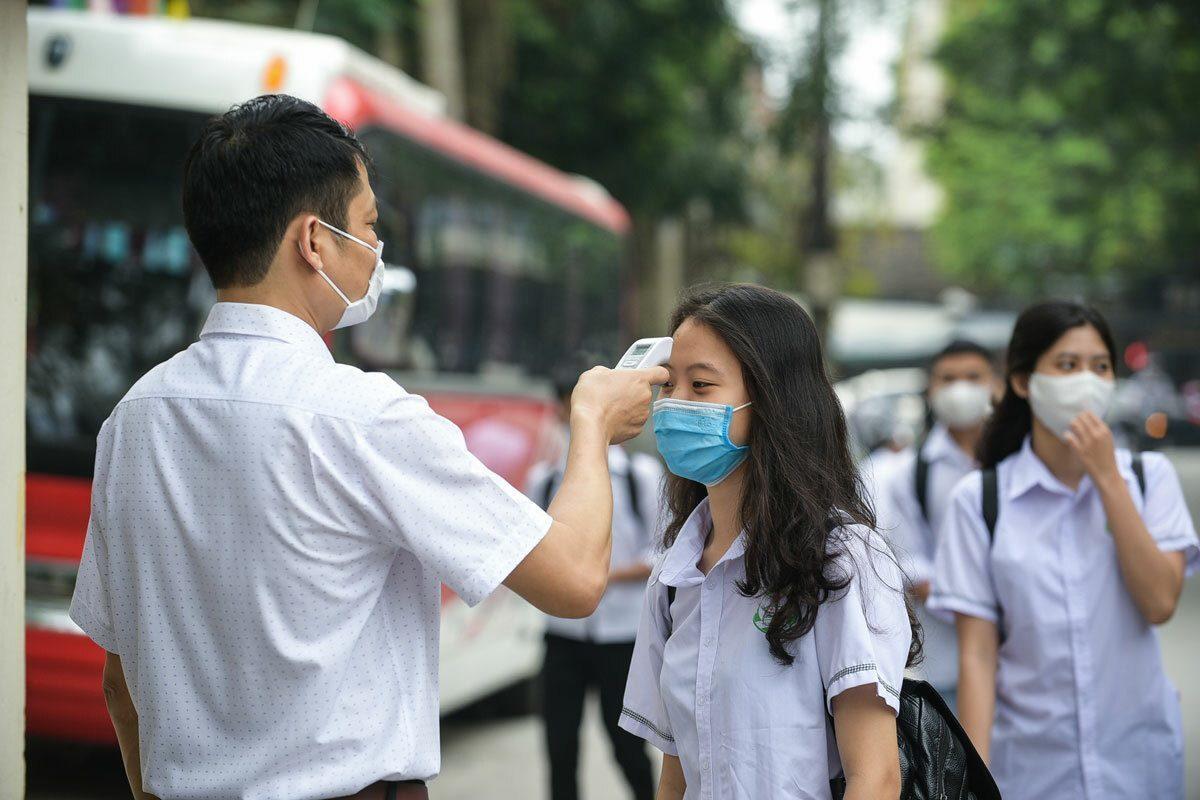 Số ca F0 tăng nhanh, Bắc Giang tuyển sinh lớp 10 và thi tốt nghiệp THPT thế nào?