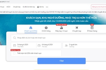 Cục thuế Hà Nội rà soát, thu thuế với cá nhân cho thuê nhà qua AirBnB, Booking.com, Agoda