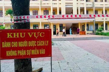 Thanh Hóa: Thêm1 ca mắc Covid-19 liên quanBệnh viện K Tân Triều