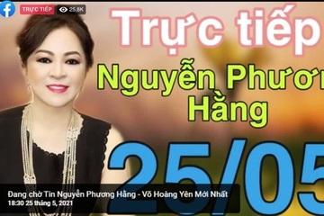 """Buổi livestream của bà Phương Hằng """"xô đổ"""" cả kỷ lục người xem của Độ Mixi - streamer giàu nhất Việt Nam"""