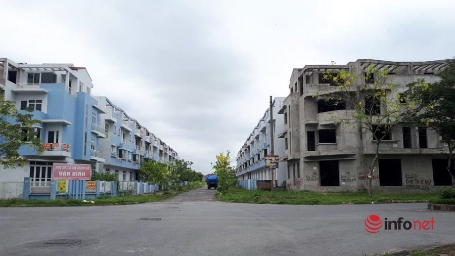 biệt thự bỏ hoang,khu đô thị Vân Canh,HUD