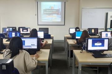 ĐH Luật TP.HCM dành 2,5 tỷ đồng cho học bổng chứng chỉ tin học văn phòng quốc tế