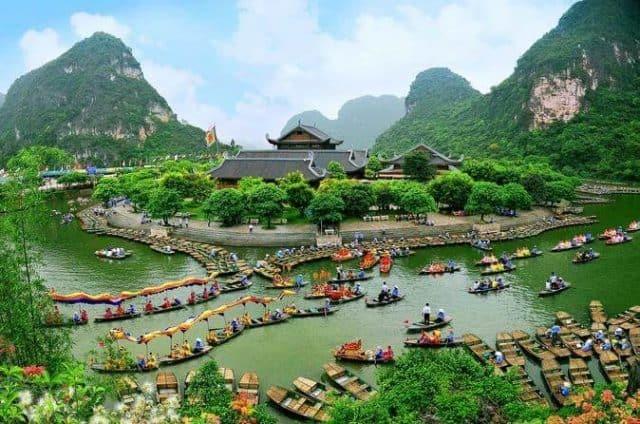 Ninh Bình: tổ chức cuộc thi Photo tour và sáng tác ảnh đẹp