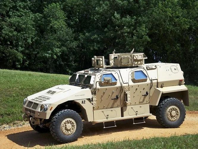Những chiếc xe bọc thép địa hình Mỹ sẵn sàng thay thế 'quái thú' Humvee