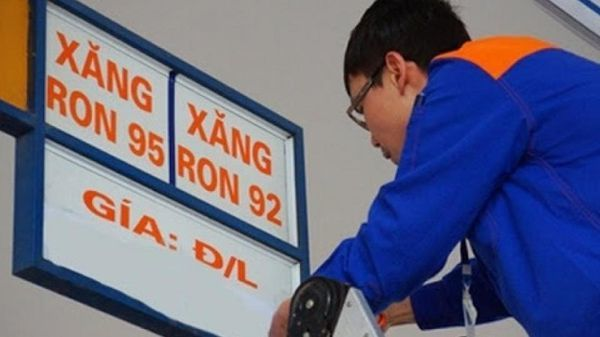 Giá xăng dầu hôm nay 27/5 bao nhiêu?