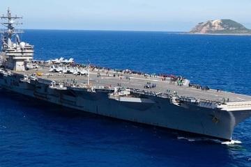 Hải quân Mỹ điều tàu sân bay ở châu Á tới Trung Đông làm gì?