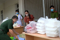Bắc Ninh: Thực hiện kiểm tra ATTP 3 bước trong vùng dịch Covid-19