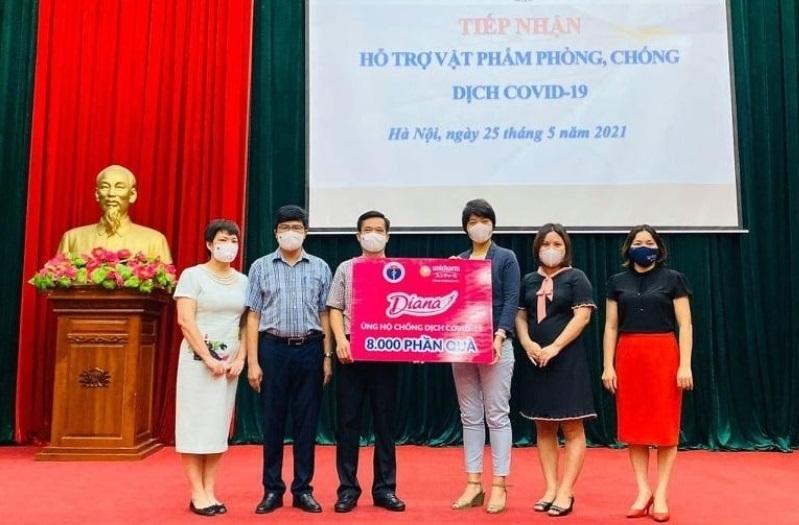Chung tay hỗ trợ Bắc Giang chống dịch