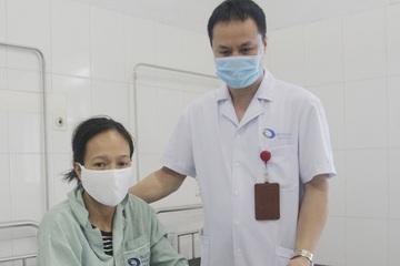Báo động đỏ cứu thai phụ bị nhau cài răng lược