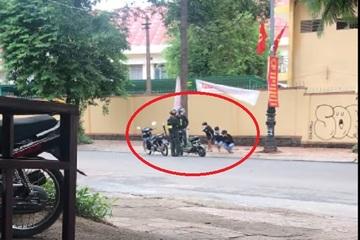 Hình phạt 'lạ' của Cảnh sát cơ động khiến dân mạng cười bò và 'gật gù' tâm phục khẩu phục