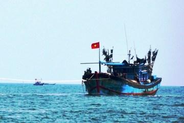 Một ngư dân ở Nghệ An nghi bị rơi xuống biển mất tích
