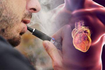 Những tác hại kinh khủng của thuốc lá điện tử