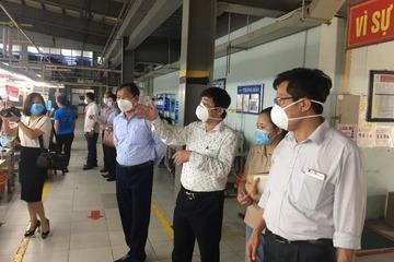 Phòng chống dịch từ các nhà máy sản xuất