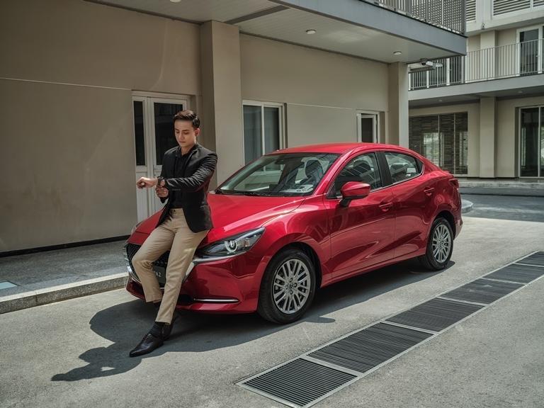New Mazda2 dẫn đầu cuộc đua công nghệ phân khúc B