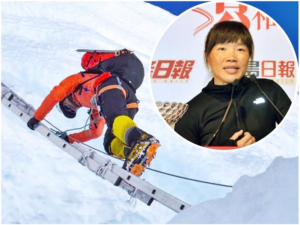 Người phụ nữ lập kỷ lục chinh phục đỉnh Everest nhanh nhất thế giới