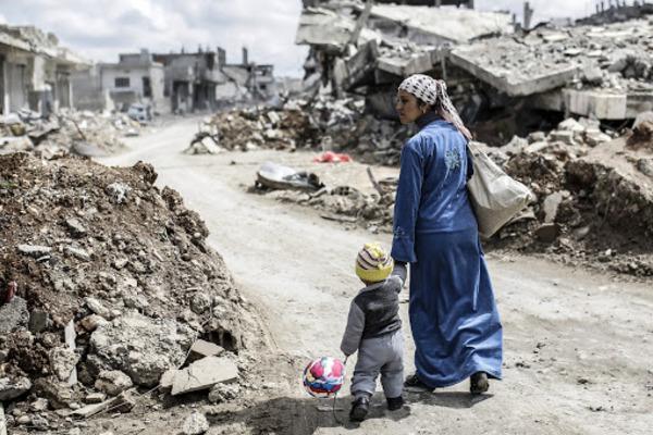 syria,khủng hoảng nhân đạo,liên hợp quốc
