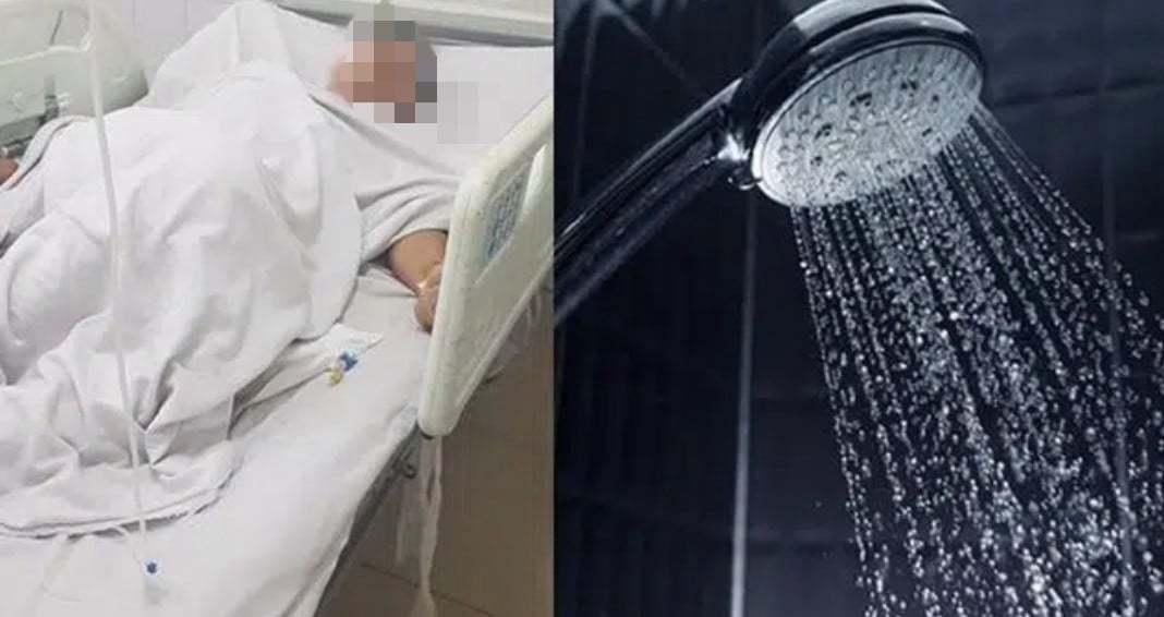 Người đàn ông 43 tuổi bất tỉnh, liệt nửa người trong nhà tắm do thói quen nhiều người mắc trong mùa hè