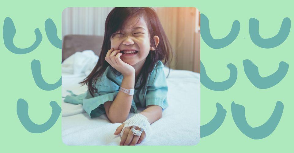 5 cách cải thiện tâm trạng 'khó ưa' của con trẻ khi ốm bệnh