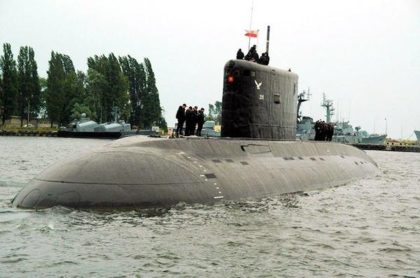Lính tàu ngầm Ba Lan viết tâm thư kêu cứu sau vụ chìm tàu Indonesia