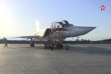 NATO 'giật mình' khi Nga triển khai Tu-22M3 ở Syria