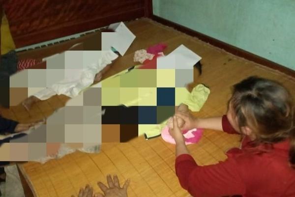 Hà Tĩnh: Đau lòng 2 chị em ruột đuối nước sau ao nhà