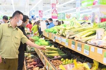 Hà Nội tăng cường nhiều giải pháp đảm bảo an toàn thực phẩm