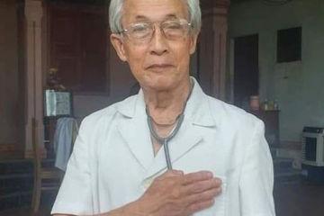 Chủ tịch huyện Thanh Chương nói về bác sĩ 78 tuổi xung phong lên tuyến đầu chống dịch
