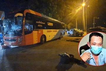 Bắt khẩn cấp tài xế nhốt CSGT trên xe, tông chốt kiểm dịch