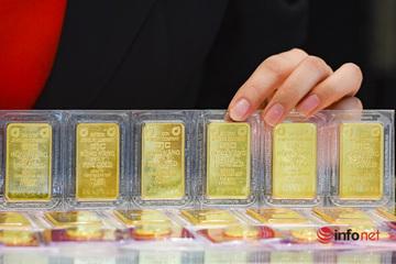 Tuần này giá vàng tiếp tục tăng, dấu hiệu sóng bán tháo