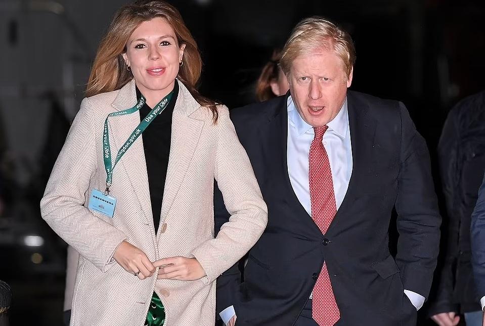 Boris Johnson,Thủ tướng Anh