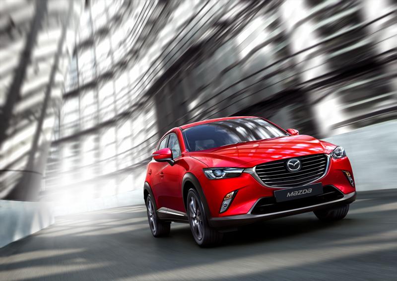 Điểm nhấn công nghệ trên Mazda CX-3 vừa ra mắt