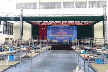 Số bệnh nhân Covid-19 nặng tăng lên, Bắc Giang khẩn trương chuẩn bị ICU