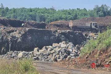 Doanh nghiệp khai thác đá ''lợi nhuận âm'' vẫn muốn nuốt trọn diện tích vi phạm