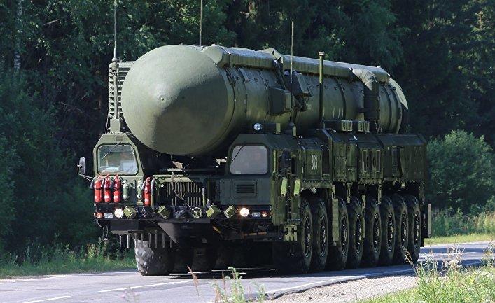 Hạt nhân,vũ khí Nga