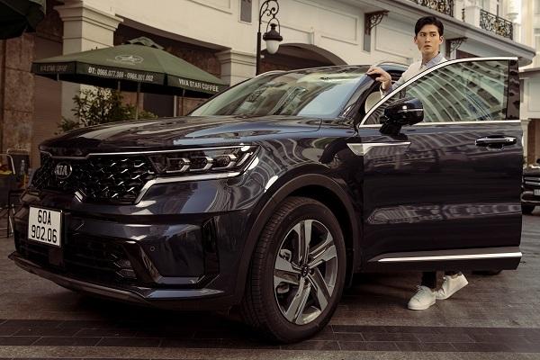 Kia Sorento  mẫu SUV 7 chỗ đẳng cấp và phong cách cho quý ông hiện đại