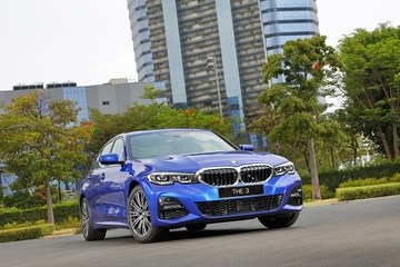 10 điểm nhấn đáng chú ý trên BMW 3 Series