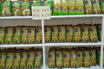 Từ sản xuất nhỏ lẻ, đặc sản miến dong Tài Hoan Bắc Kạn đã xuất ngoại, là sản phẩm OCOP 4 sao
