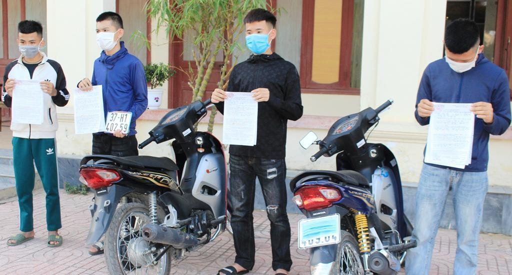 thanh niên,đua xe,bốc đầu xe,giao thông,Nghệ An