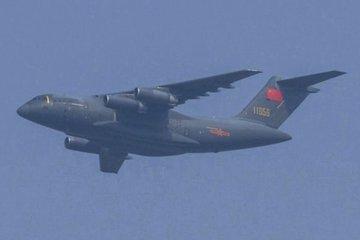 16 máy bay quân sự Trung Quốc 'chọc giận' Malaysia