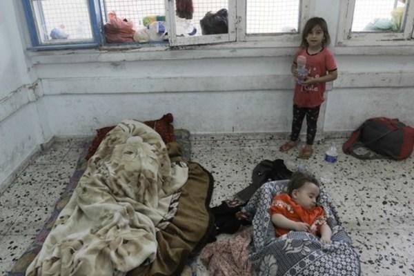 palestine,dải gaza,israel,liên hợp quốc